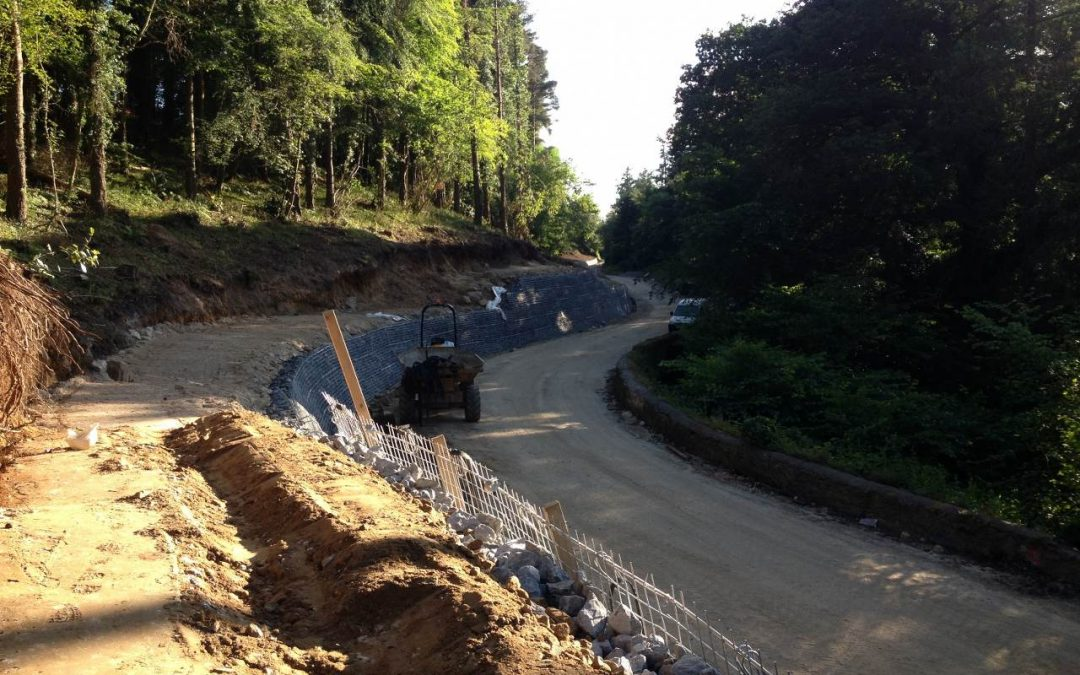 Road realignment Works, Carlow
