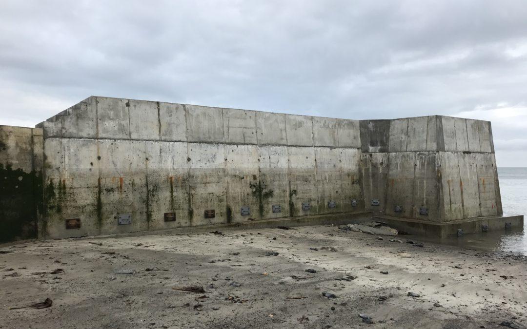 Tramore Pier Remediation